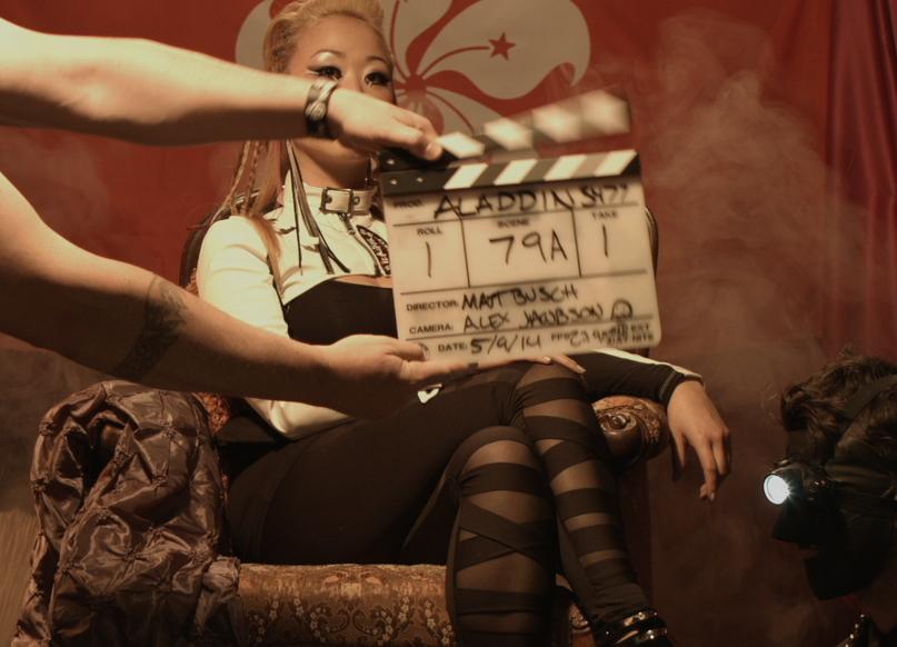 Filming Begins!
