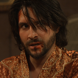 Erik Steele is Aladdin Bjaskara!