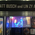 Matt Busch and Lin Zy showed off some ALADDIN 3477 footage at the STAR WARS Celebration in London.