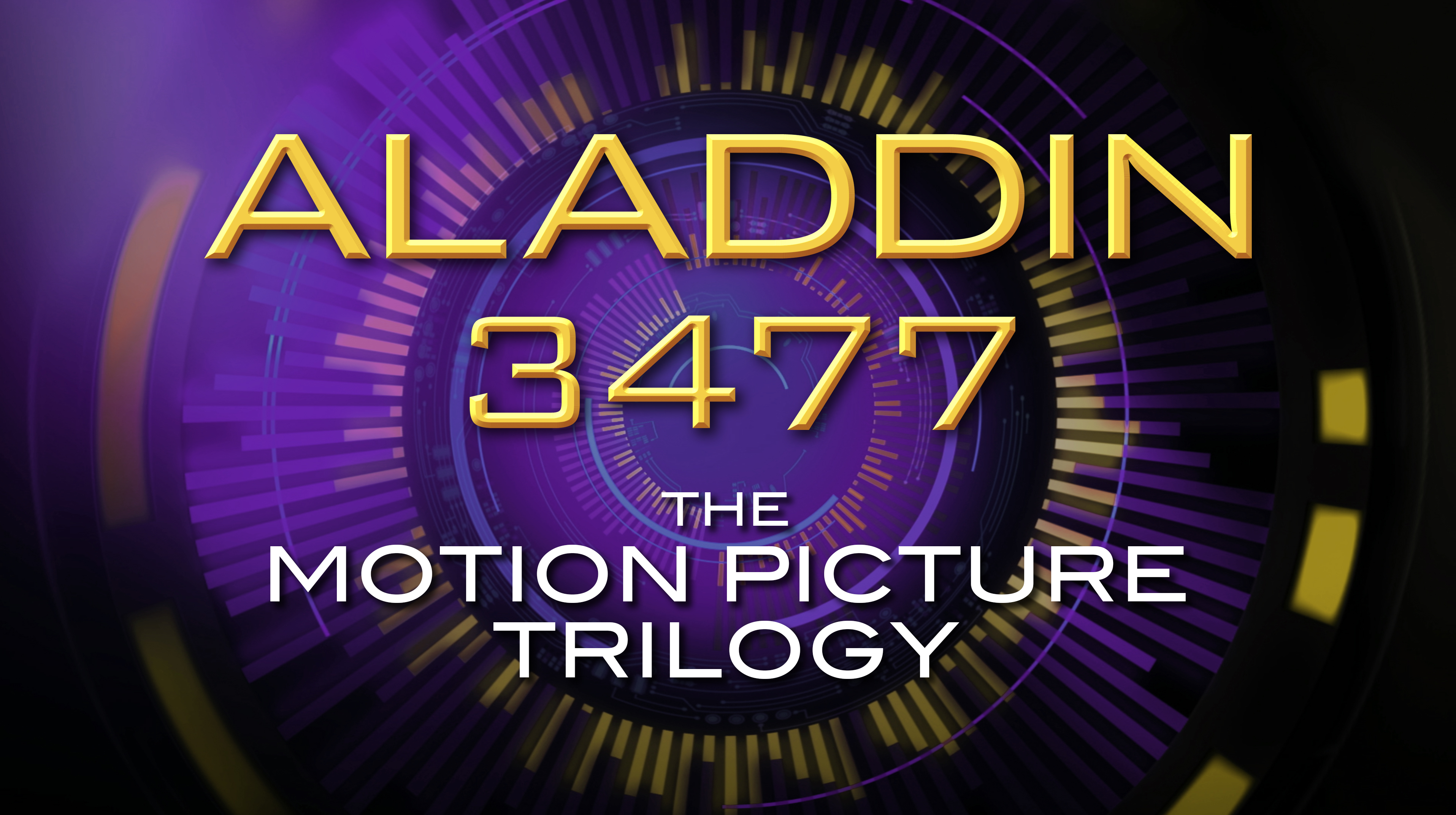 ALADDIN 3477: The Motion Picture Trilogy